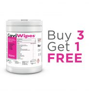 CaviWipes™ Canister (Pack of 12 Canisters)